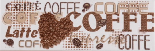 Note Coffe 1 B 100x300 D10/G /16