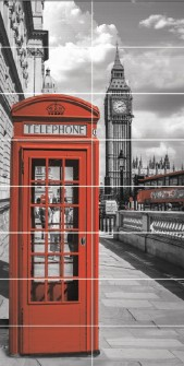 Telephone Box 1190x2360 D6/Pt